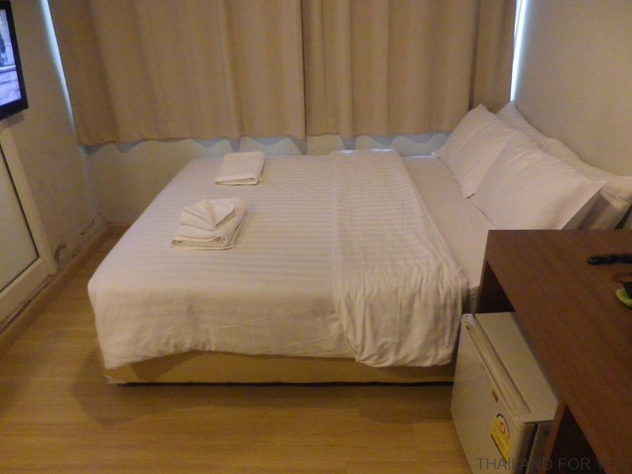 立地がよいバンコクのナントラ スクンビット39の部屋の写真