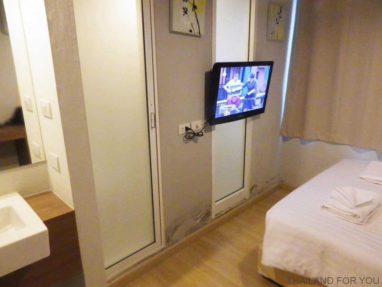ナントラスクンビット39ホテル タイ バンコク