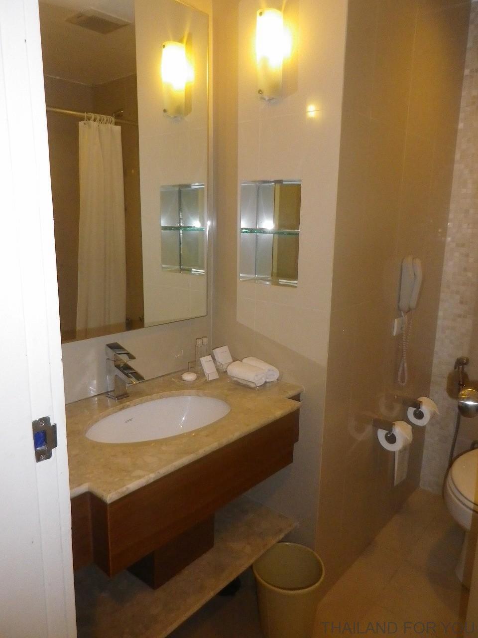 ドゥシット プリンセス チェンマイ ホテル (Dusit Princess Chiang Mai Hotel) バスルーム 写真