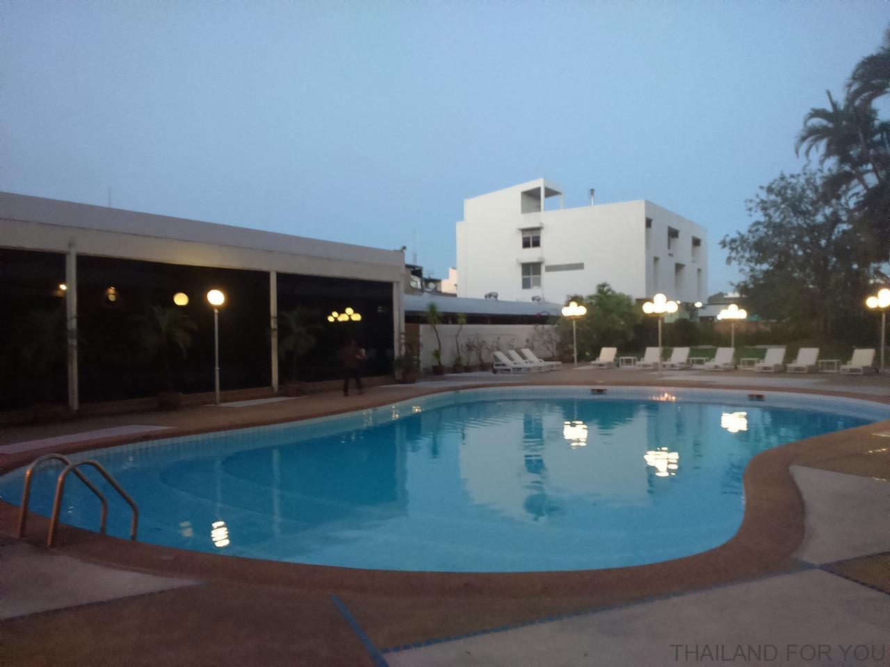 ワィアン イン ホテル (Wiang Inn Hotel) プール 写真