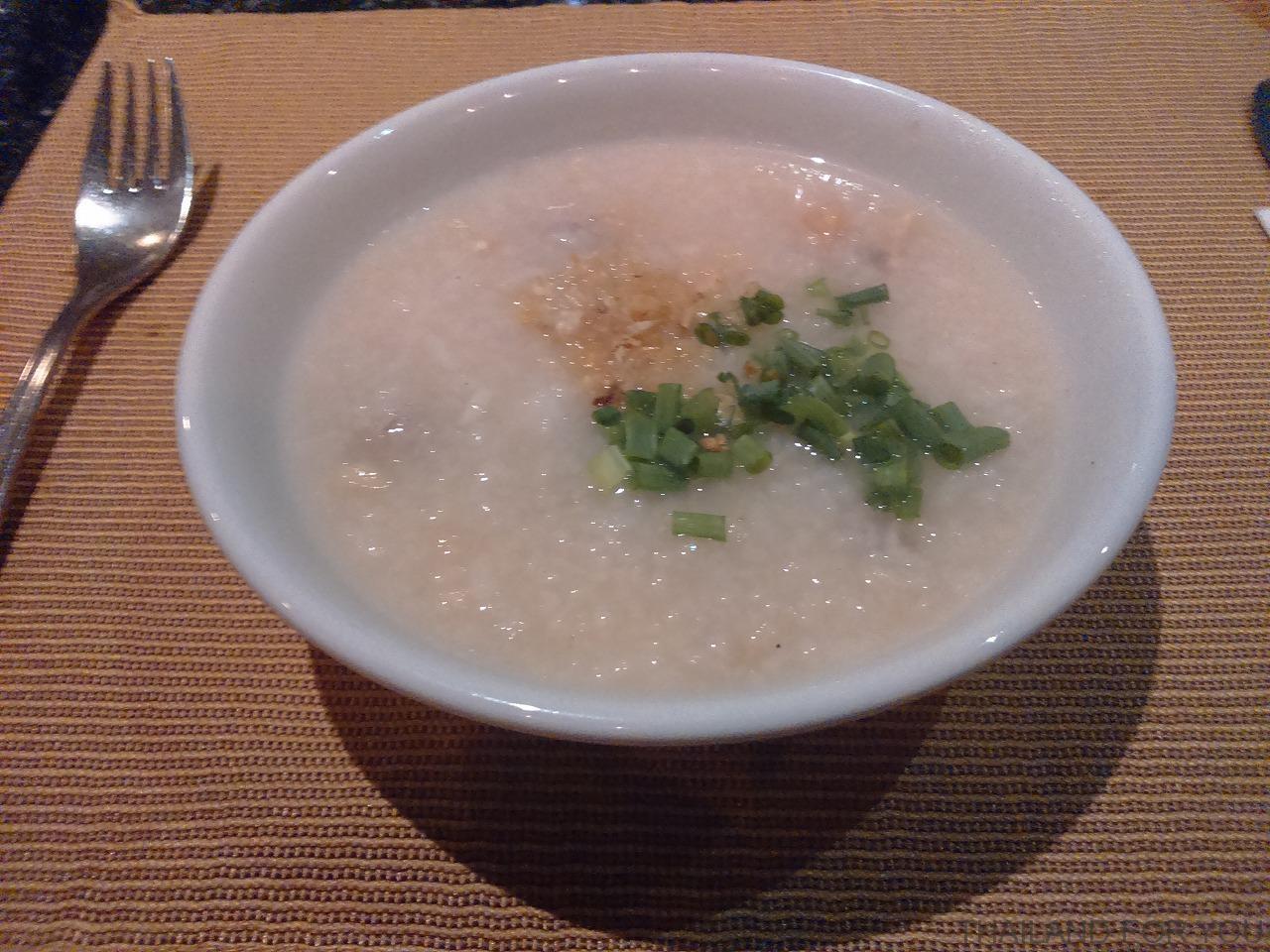 ワィアン イン ホテル (Wiang Inn Hotel) 朝食 写真