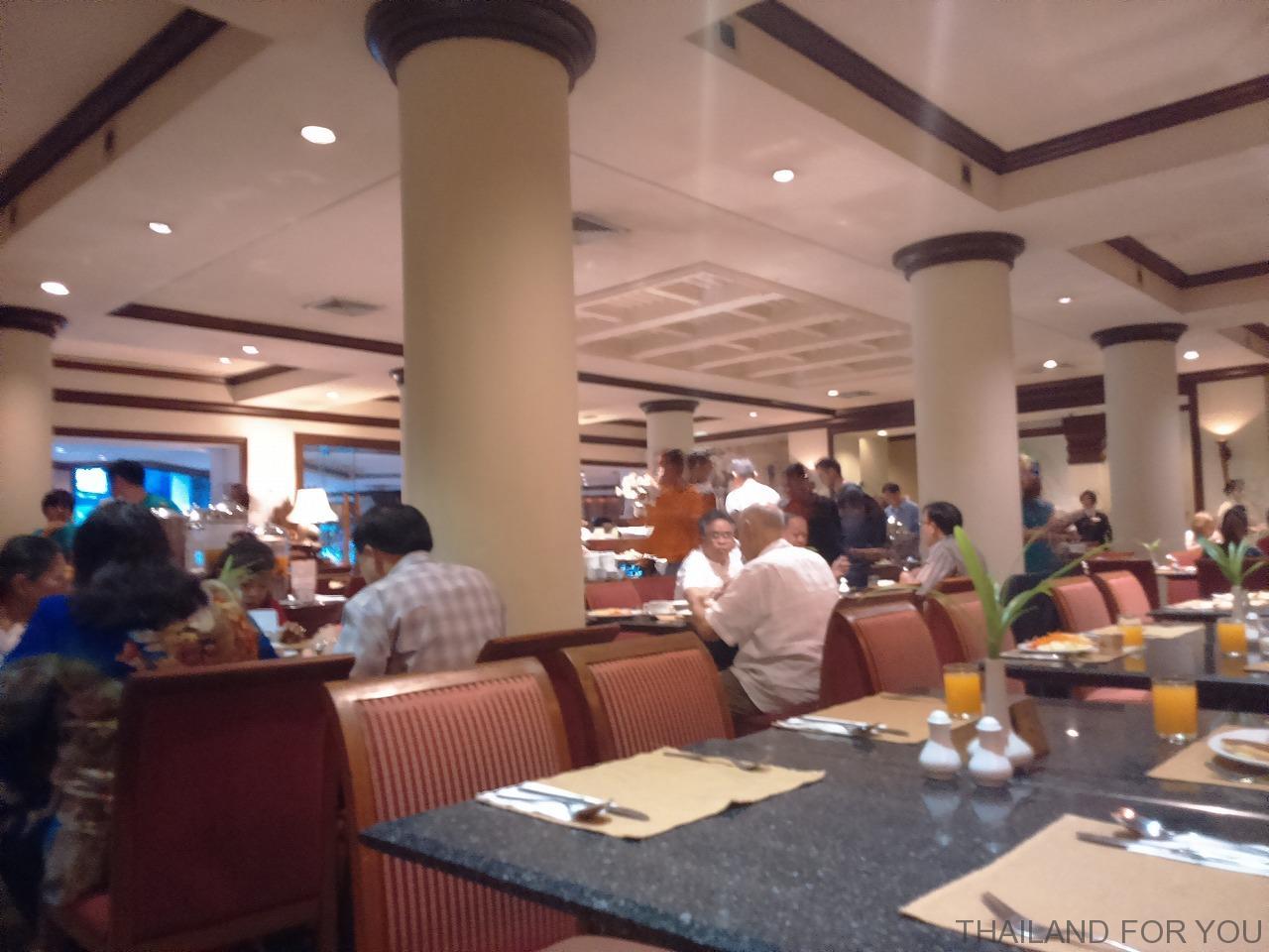 ワィアン イン ホテル (Wiang Inn Hotel) レストラン 写真