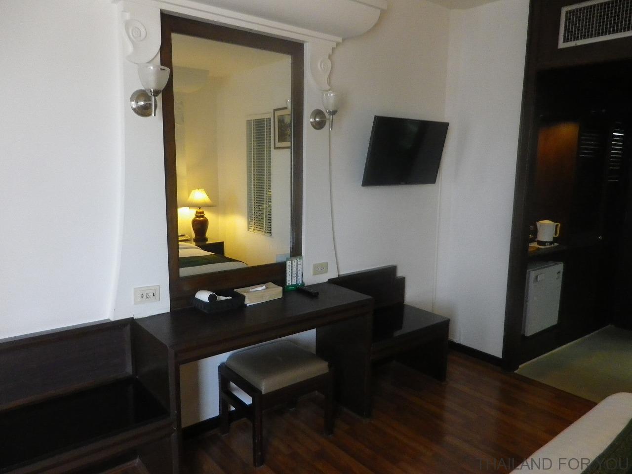 ワィアン イン ホテル (Wiang Inn Hotel) 部屋 写真