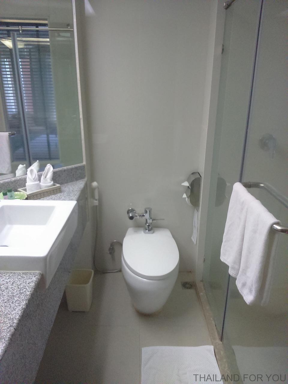ワィアン イン ホテル (Wiang Inn Hotel) バスルーム 写真