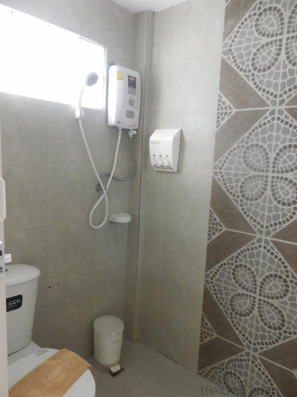 チェンライホテルの部屋の写真