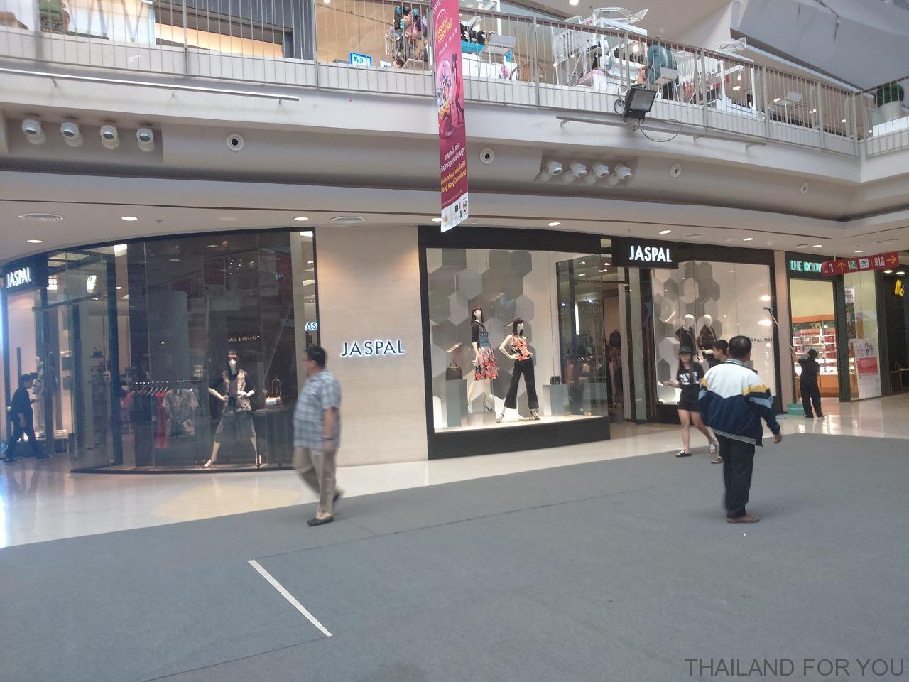 チェンライ セントラルプラザ(Central Praza) 店舗 写真