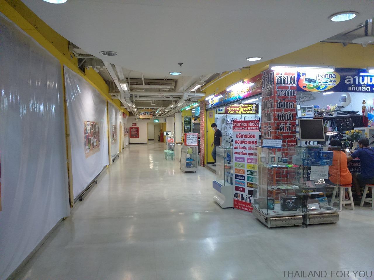 チェンマイ パンティップ・プラザ(Phanthip Plaza Chiang Mai)