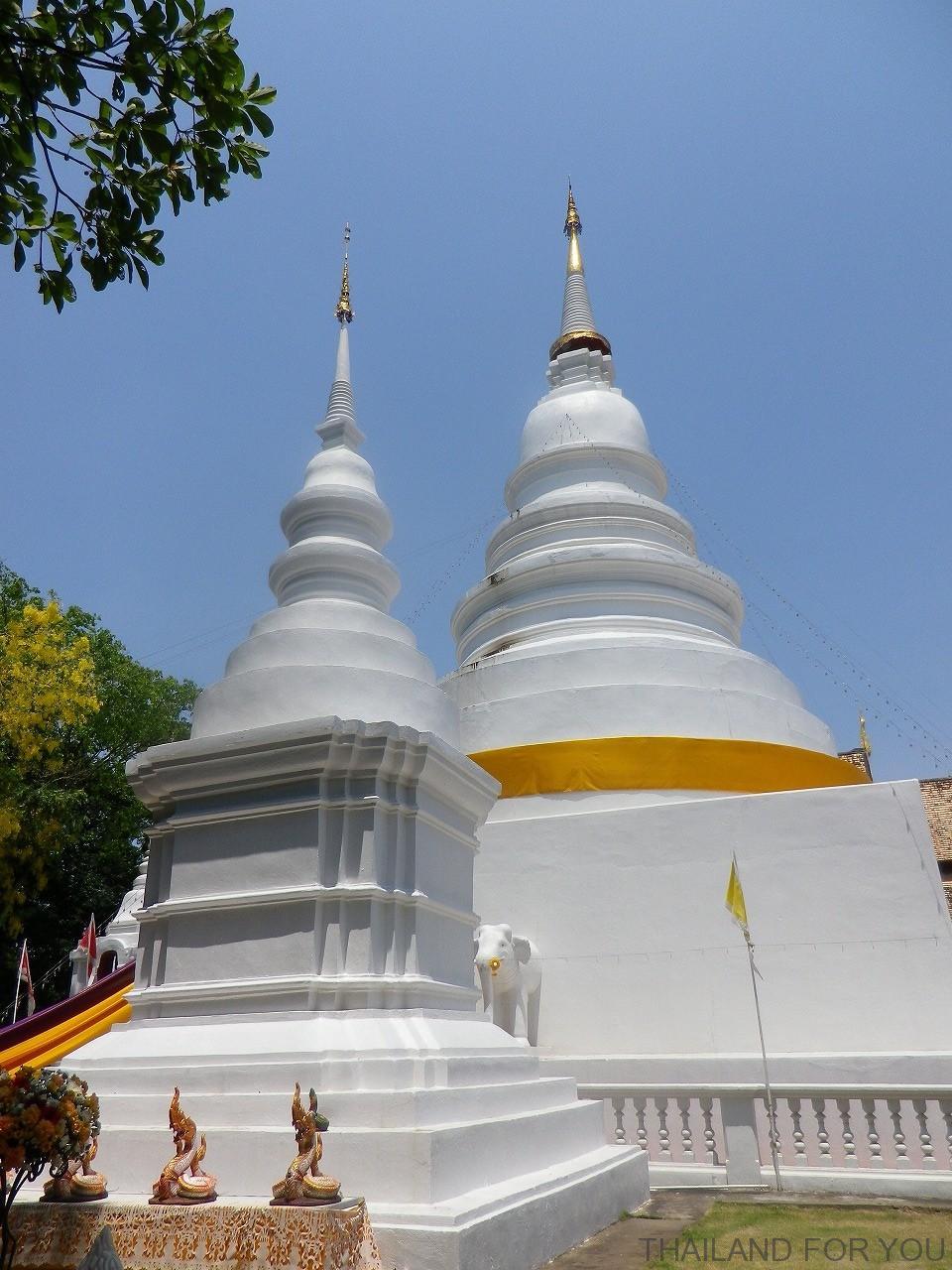 チェンマイ 寺院 写真