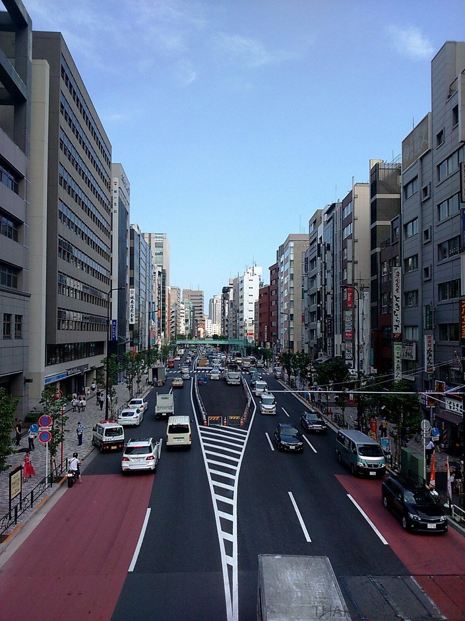 渋谷 明治通り