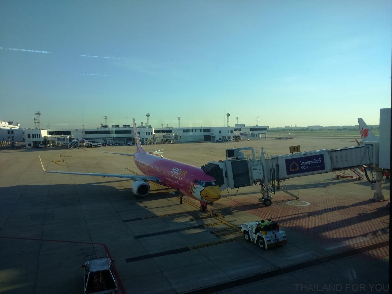 タイ バンコク 空港
