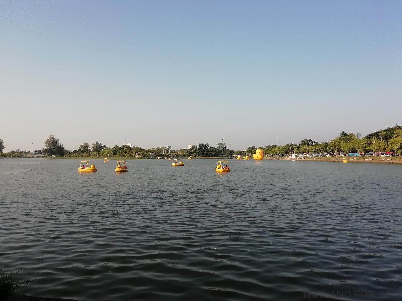 ウドンタニ ノーン・プラチャック公園