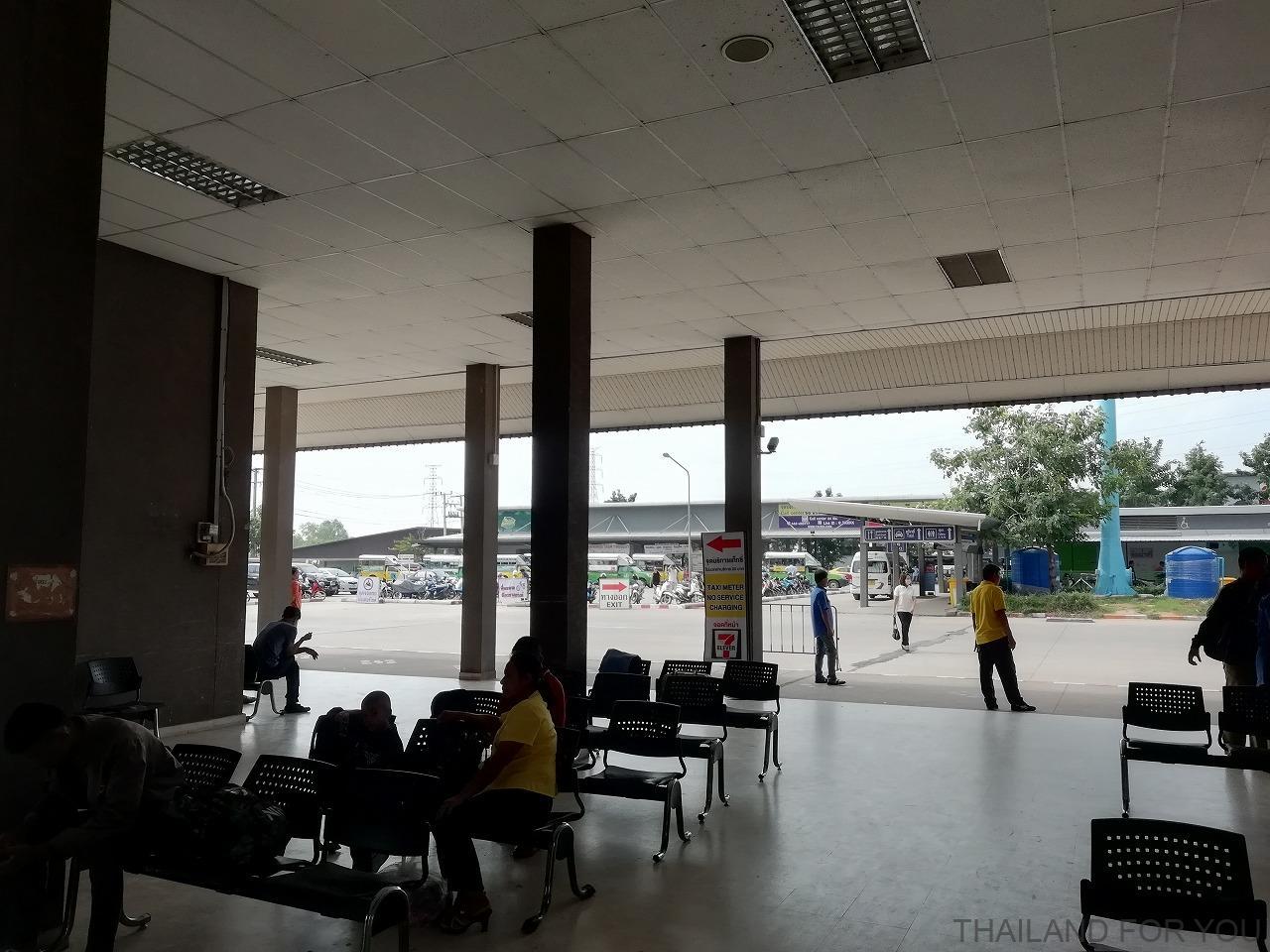 コンケン バスターミナル3 khon kaen bus terminal 3
