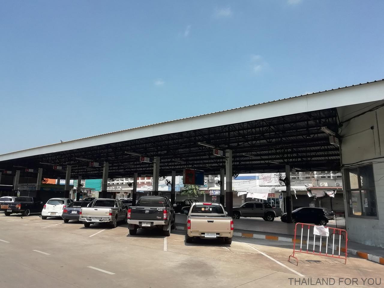 コンケン バスターミナル2 khon kaen bus terminal 2