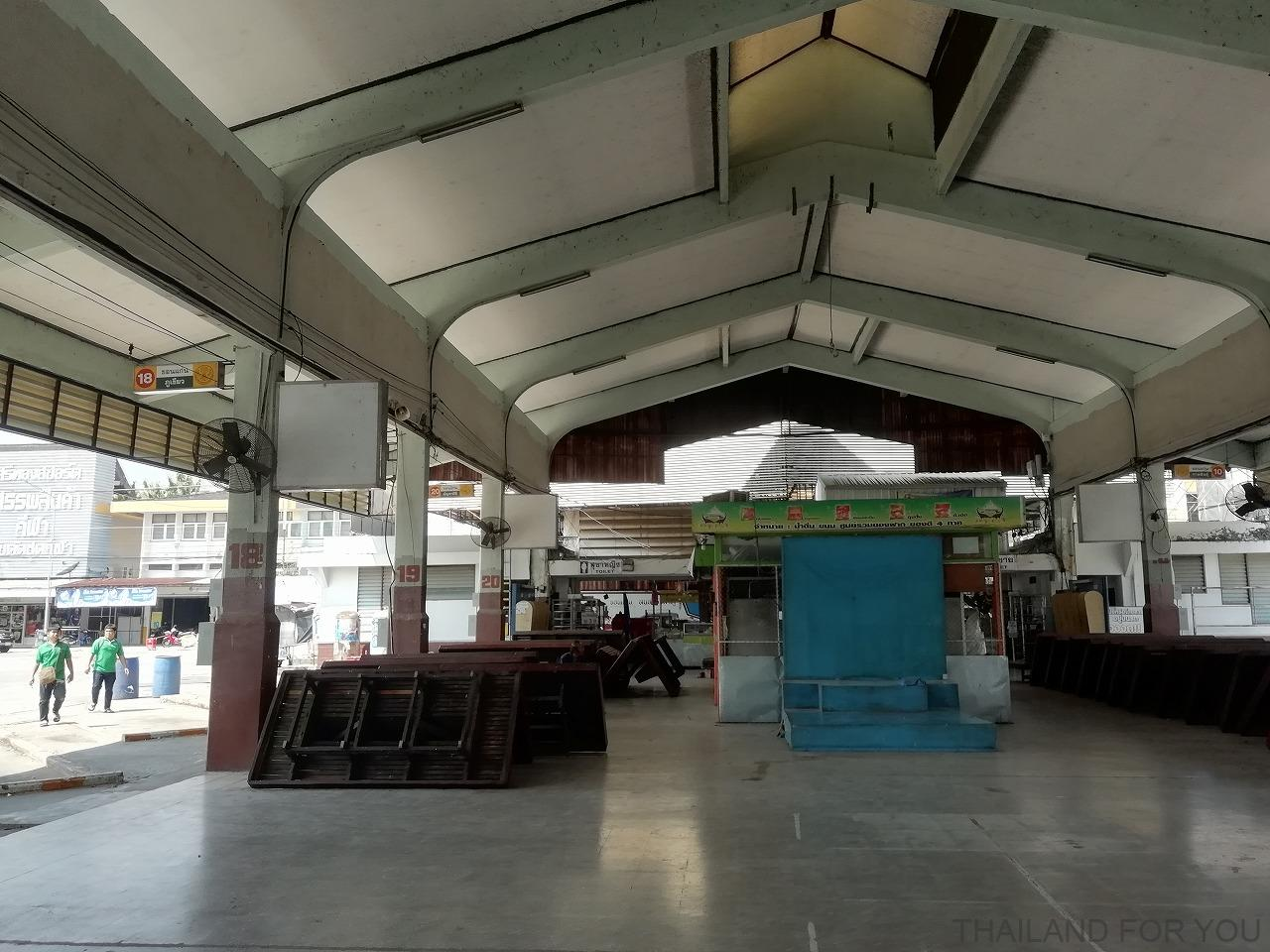 コンケン バスターミナル1 khon kaen bus terminal 1