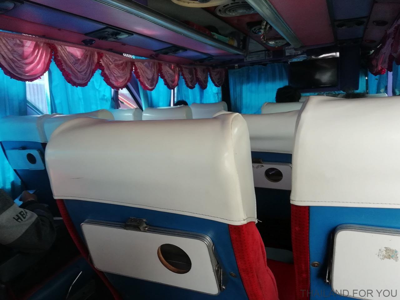 コンケン コラート バス