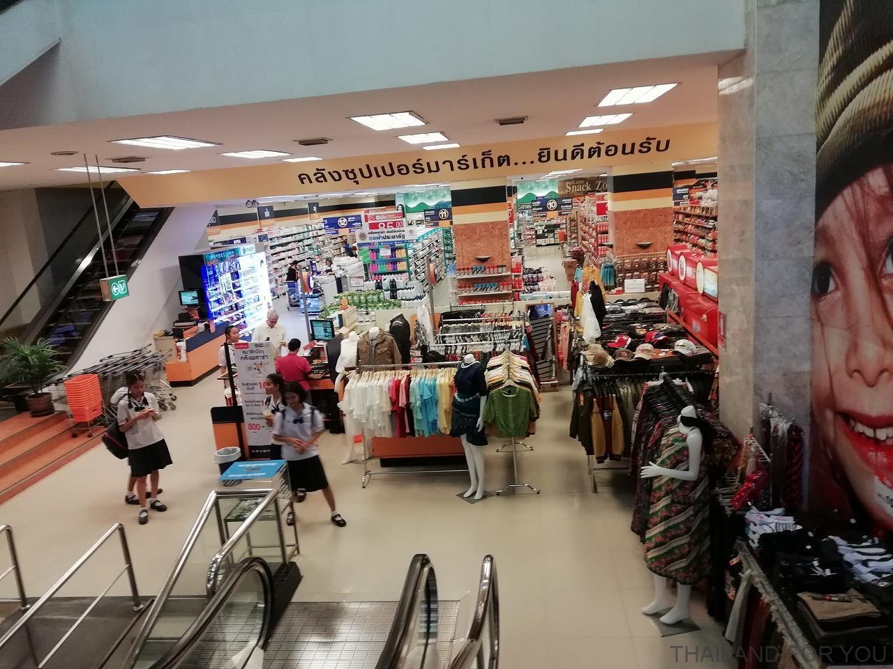 クランプラザ1(旧館) コラート ショッピングモール