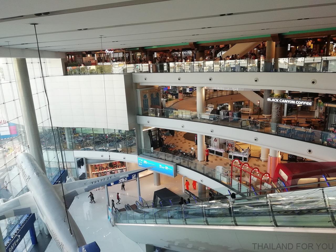 ターミナル21 コラート 写真 画像