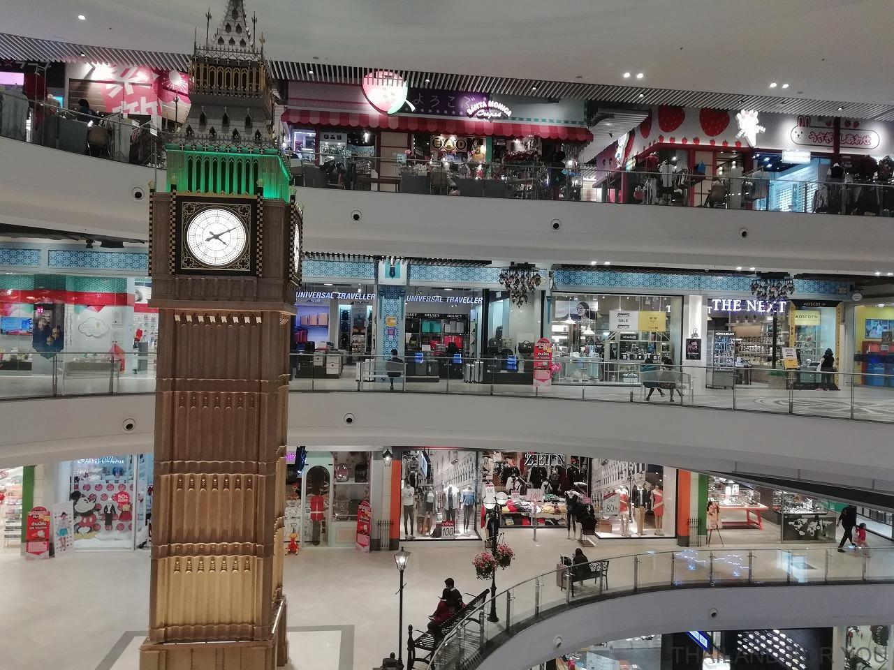 ターミナル21 コラート ロンドン 写真 画像