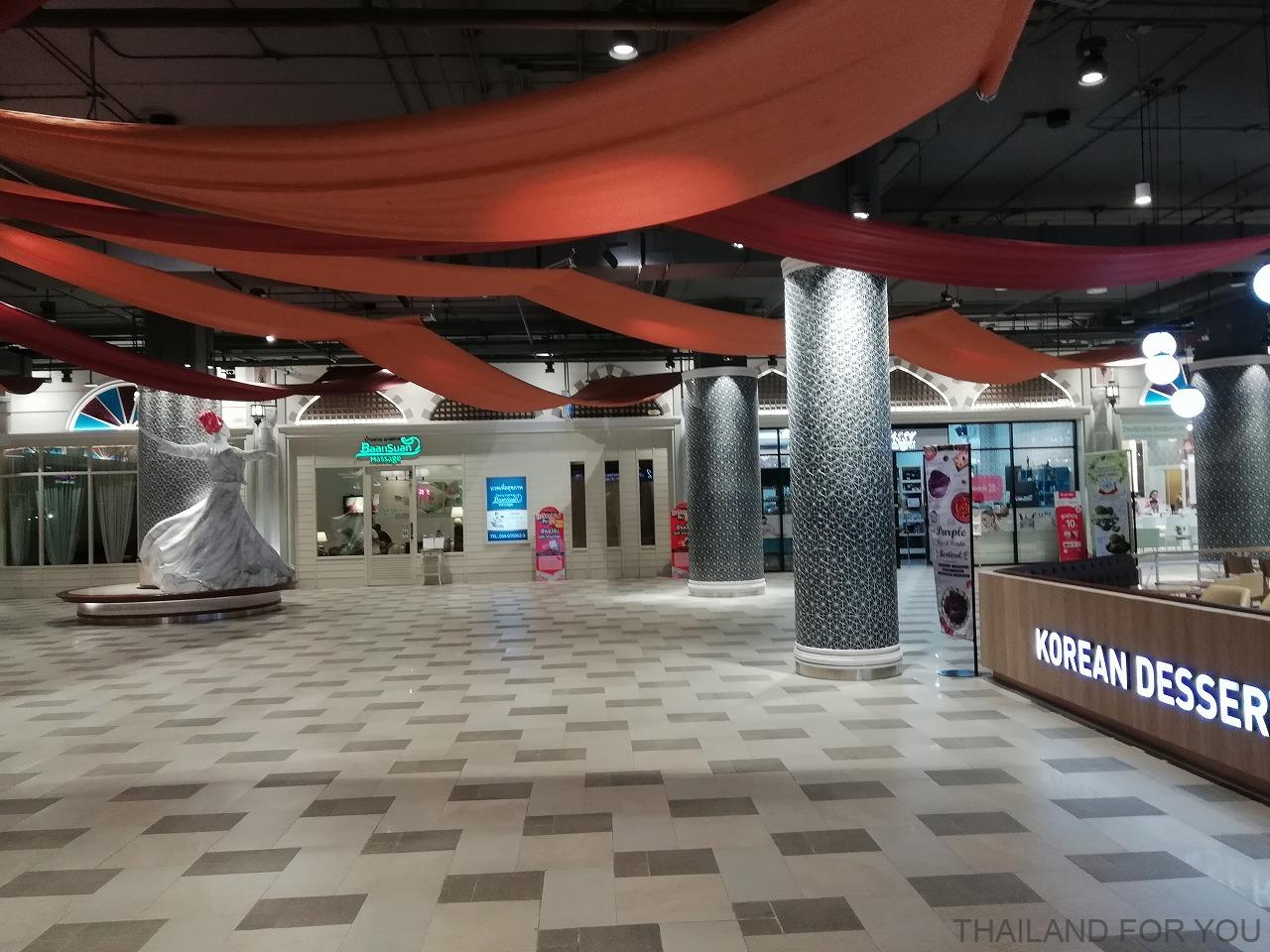 ターミナル21 コラート イスタンブール 写真 画像