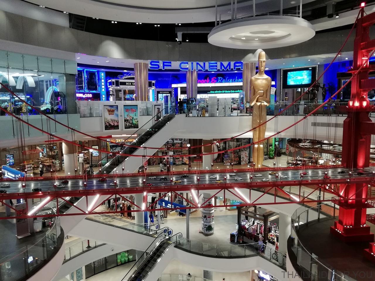 ターミナル21 コラート ハリウッド 写真 画像