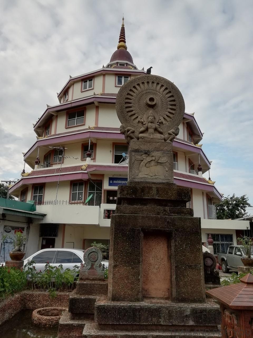 ワット・パーヤップ コラート 寺 写真