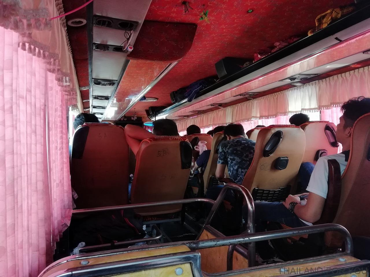 コラート ローイエット バス