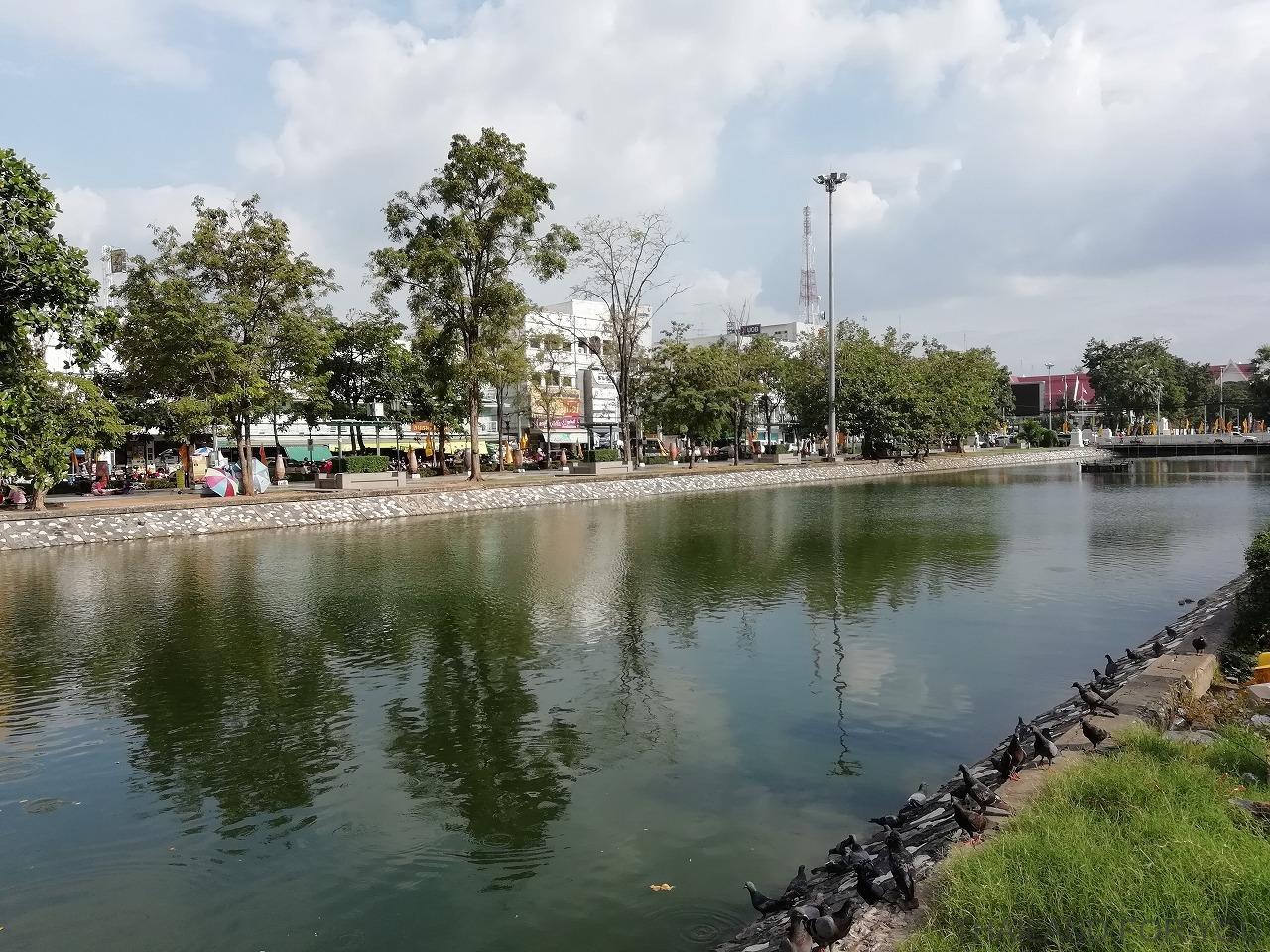 タイ コラート(ナコーンラーチャシーマー) 街並み