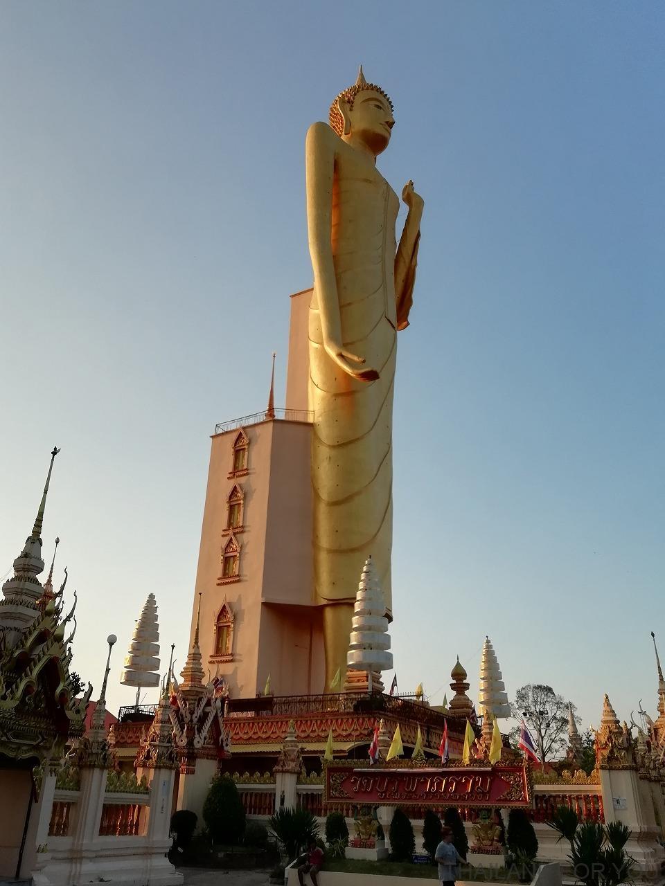 ローイエット ワット・ブーラパー・ピラーム Wat Burapha Phiram 写真