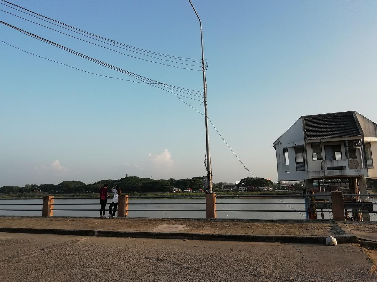 ウボンラチャタニ ムーン川 写真