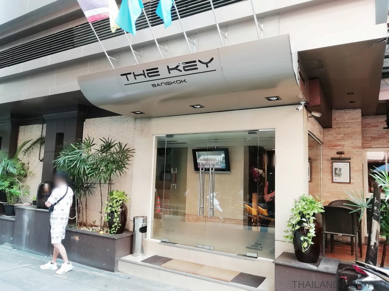 ザ・キー・バンコクホテル レビュー 写真