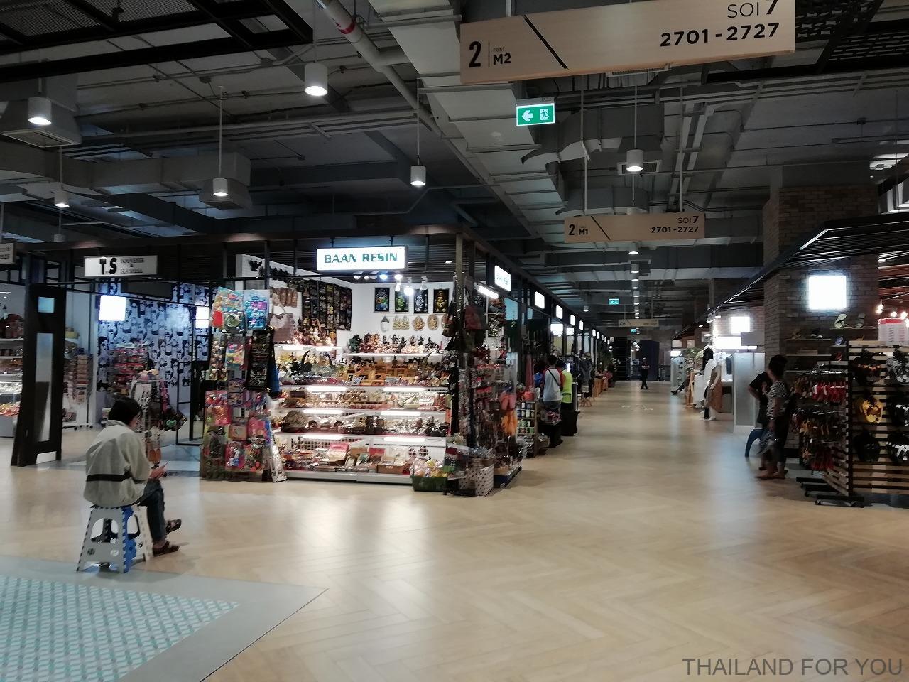 ザ・マーケット・バンコク the market bangkok 写真