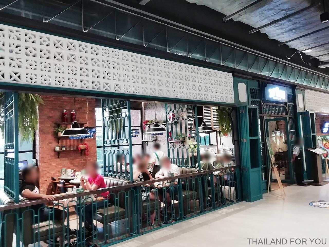 ザ・マーケット・バンコク ロットニヨム the market bangkok 写真