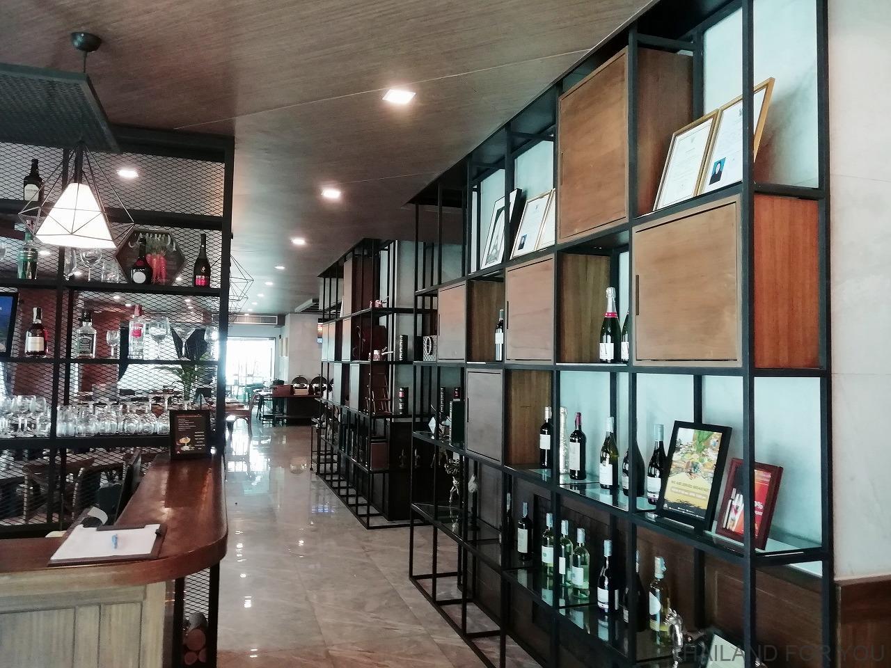 アクアホテル Acqua Hotel パタヤ レストラン