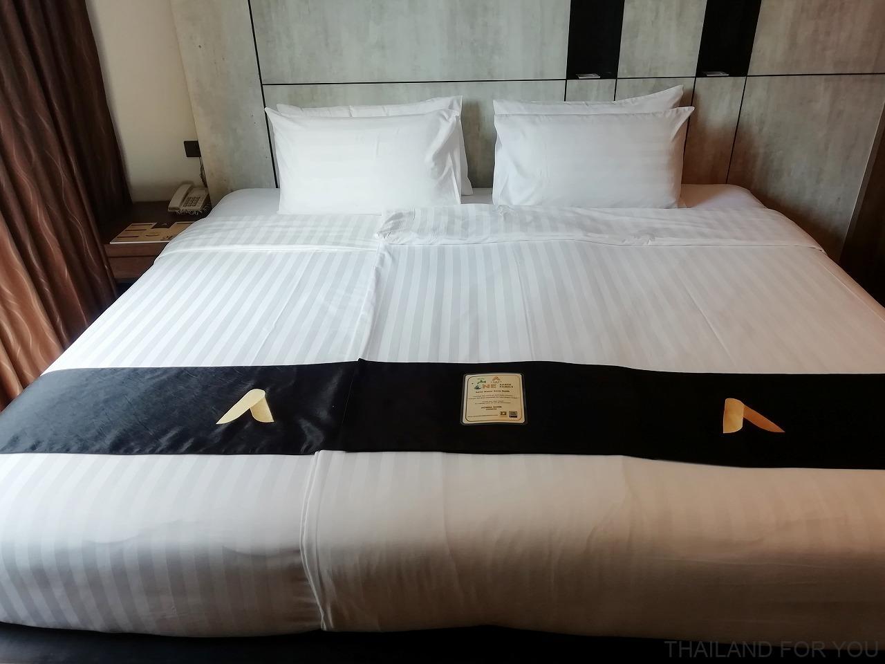 アクアホテル Acqua Hotel パタヤ