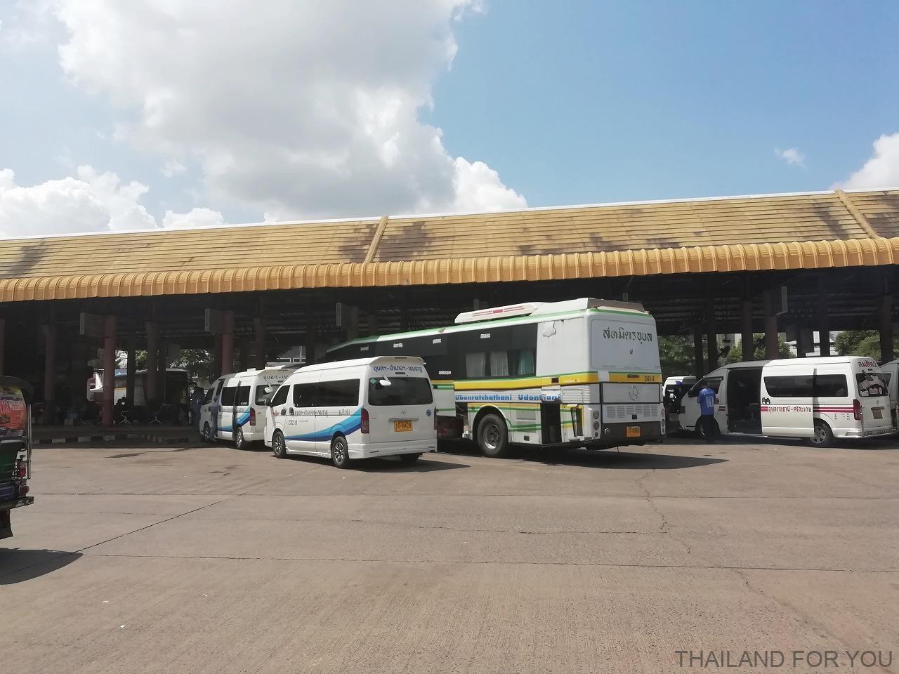 ウボンラチャタニ バスターミナル