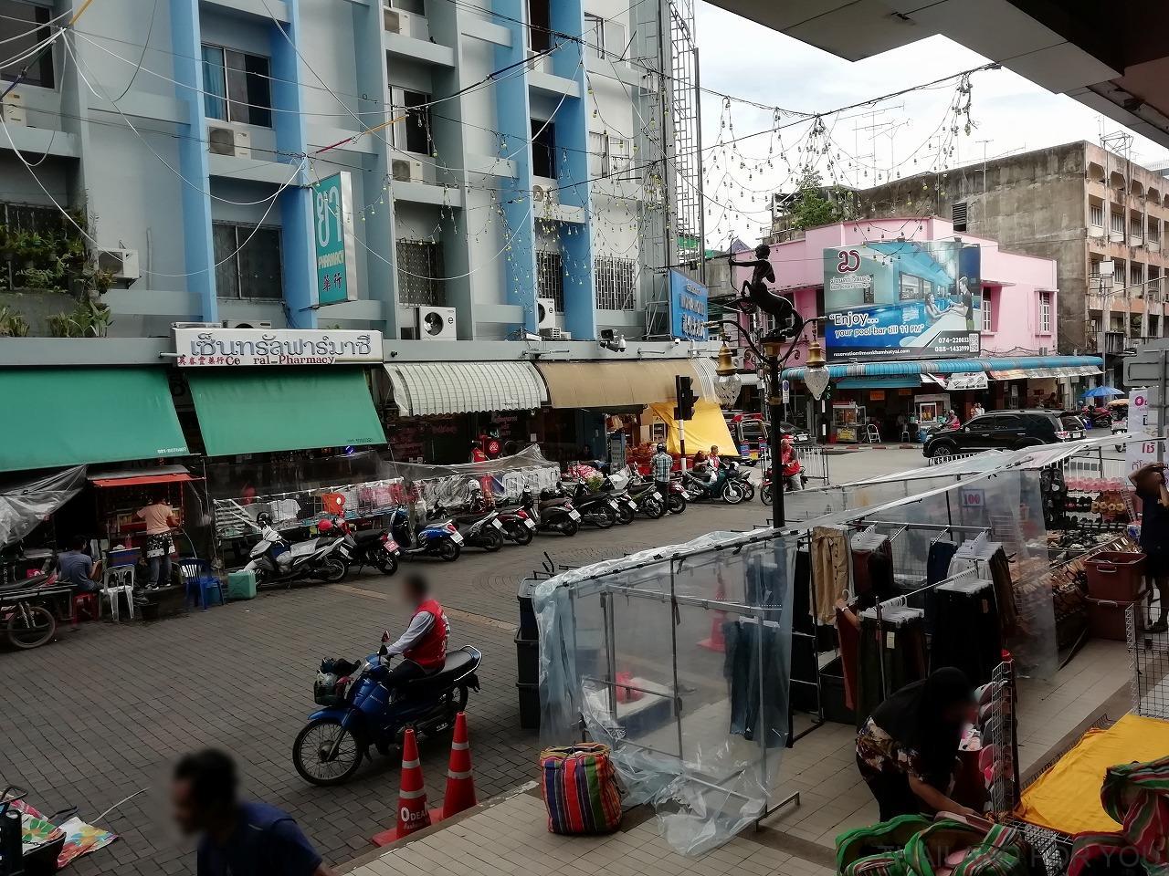 オデーンショッピングモール ハジャイ タイ