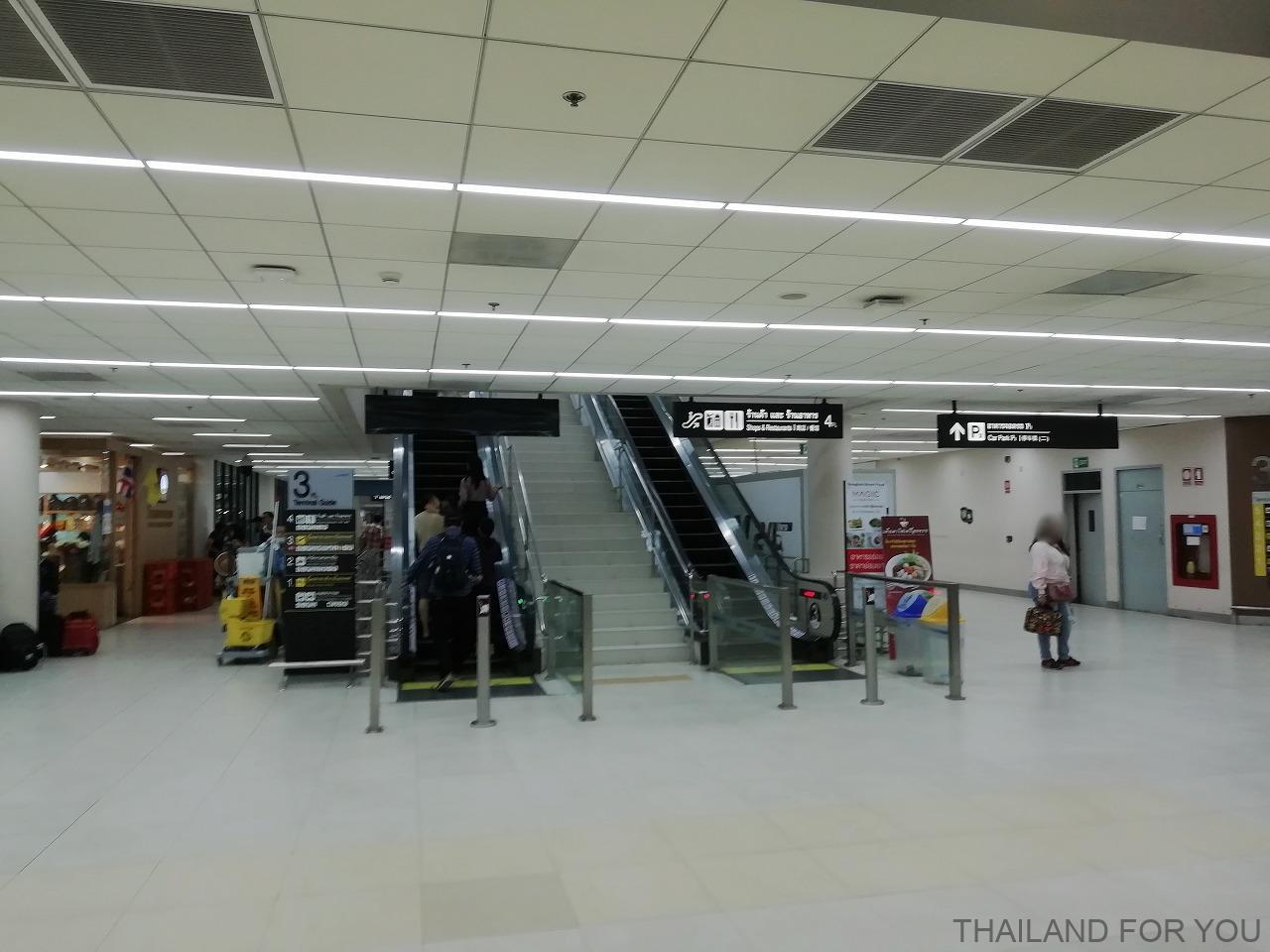 ドンムアン空港 ミラクルコワーキングスペース