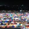 【バンコクのインスタ映えスポット】ラチャダーの鉄道市場の様子や場所と行き方